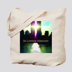 TWIN TOWERS POSTER FOR ALEX 7 1 2011 Tote Bag