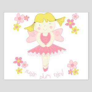 Sugar Plum Fairy Small Poster