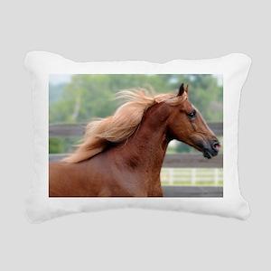 Skin 1 Rectangular Canvas Pillow