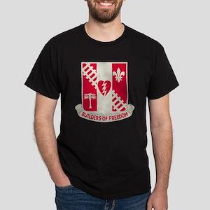 44th Army Engineer Battalion Dark T-Shirt