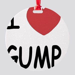 GUMP Round Ornament