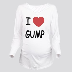 GUMP Long Sleeve Maternity T-Shirt