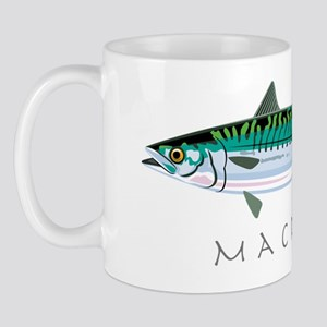 Mackerel_1 Mug