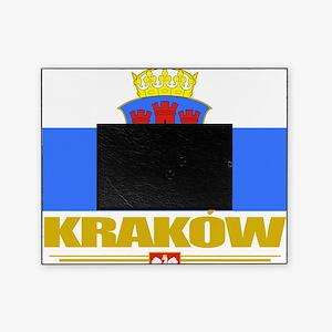 Krakow (Flag 10)2 Picture Frame