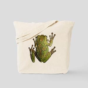 FROG_CLEANoutline Tote Bag