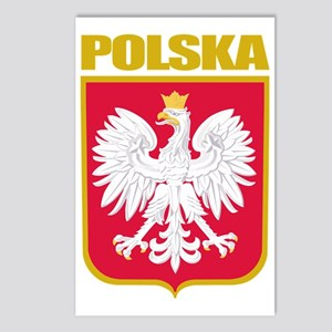 Poland COA Postcards (Package of 8)