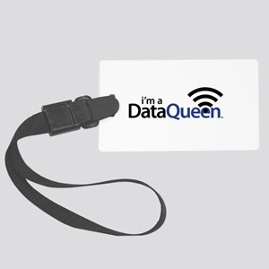 DataQueen Luggage Tag