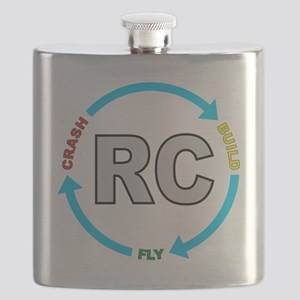 build crash fly Flask
