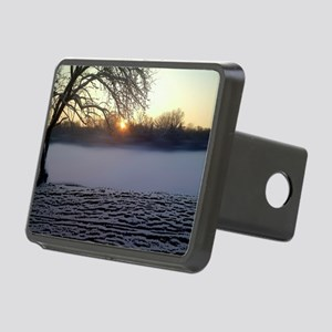 sunrise Rectangular Hitch Cover