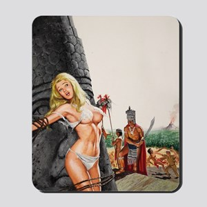 Mans Action 6-69 Duillo original -  Mousepad