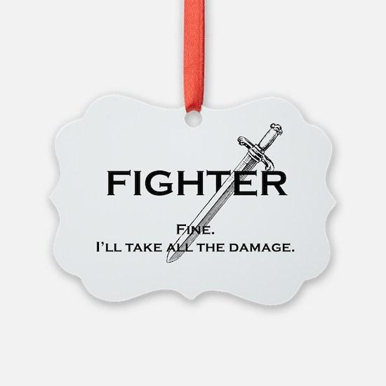 fightterfinblack Ornament