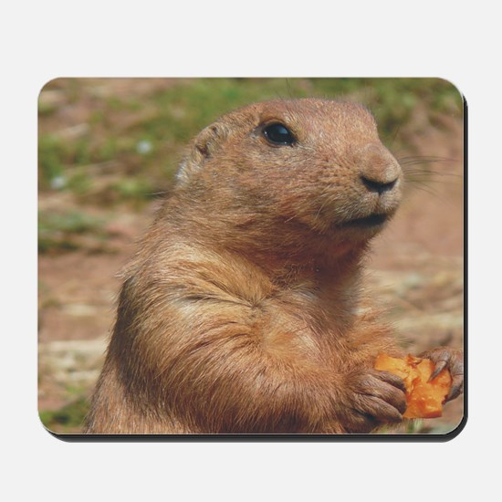 prairie dog larg Mousepad