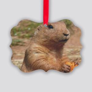prairie dog larg Picture Ornament