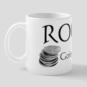 roguegoinggoldblack Mug