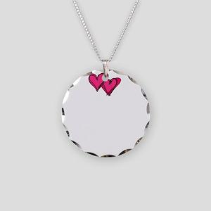 Lovez Ed Mom -dk Necklace Circle Charm