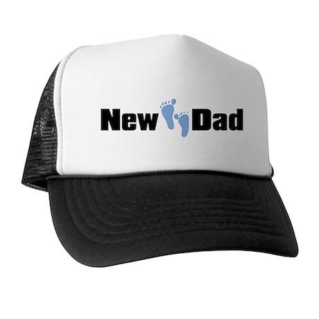 New Dad - Boy/Boys Trucker Hat
