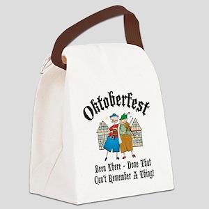 oct239light Canvas Lunch Bag