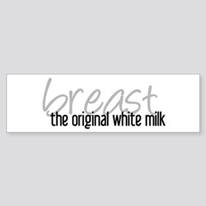 Breastfeeding Humor - The Ori Bumper Sticker