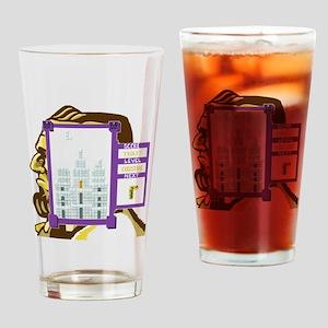 tempt-shirt Drinking Glass