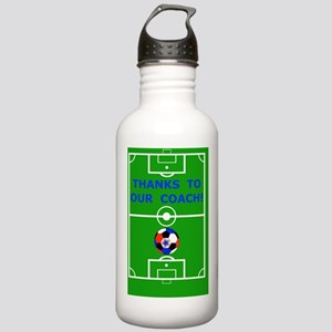 Thank You To Our Socce Stainless Water Bottle 1.0L
