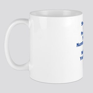 Thank You My Soccer Coach Greeting Card Mug