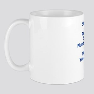 Thank You Our Soccer Coach Greeting Car Mug
