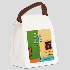 Caminito Canvas Lunch Bag