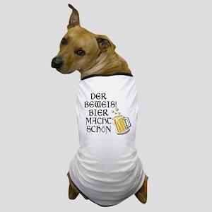 oct217light Dog T-Shirt