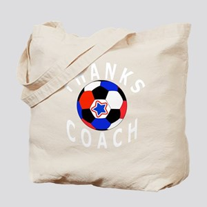 Thank You Soccer Coach Unique Gifts, Pres Tote Bag