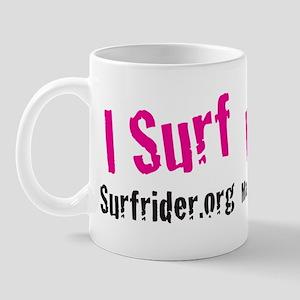 vote_bumper_sticker10x3 Mug