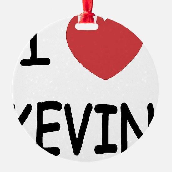 KEVIN Ornament