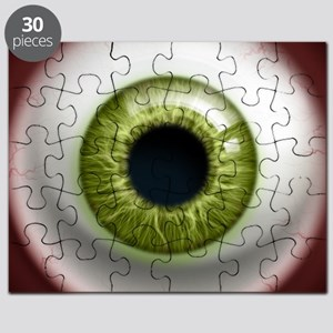 16x16_theeye_green Puzzle