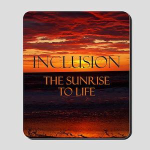 sunrise-a Mousepad