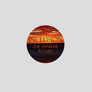 sunrise-a Mini Button