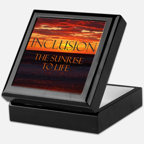 sunrise-a Keepsake Box