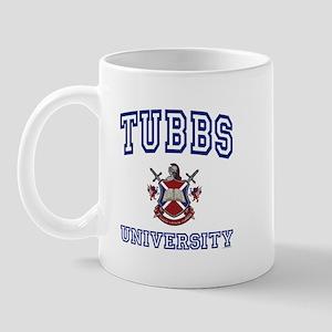 TUBBS University Mug