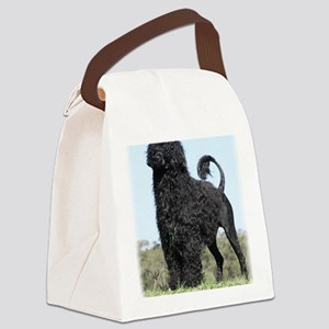 Portuguese Water Dog 9Y510D-061 Canvas Lunch Bag