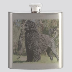 Portuguese Water Dog 9Y510D-008 Flask