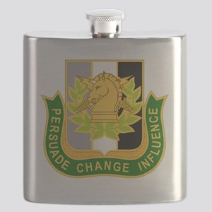 4th Psychological Operations Group Flask