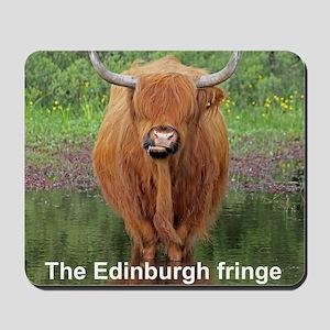 Edinburgh fringe Mousepad