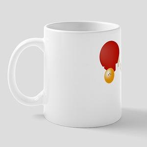 gotservedTabletennis2 Mug