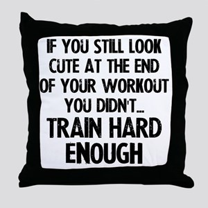 if-you-still-look-pretty Throw Pillow
