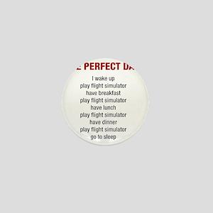 Perfect Day Mini Button
