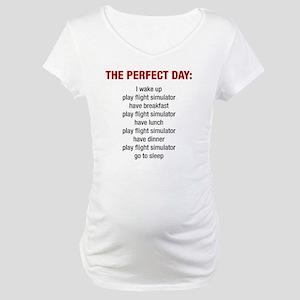 Perfect Day Maternity T-Shirt
