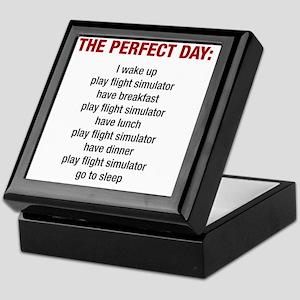 Perfect Day Keepsake Box
