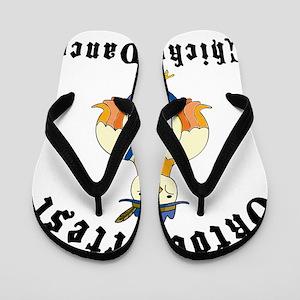 oct210light Flip Flops