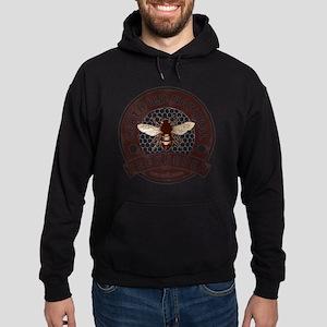 Certified Natural Beekeeper Hoodie (dark)