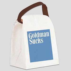 goldman Canvas Lunch Bag