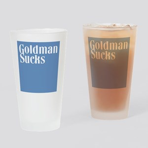 goldman Drinking Glass