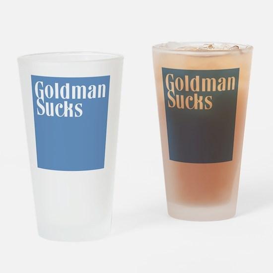 goldman Drinking Glass